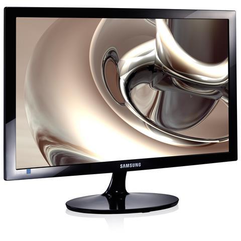 Image of LS24D300HS / XU Samsung Tv LED 60,96 cm (24'') , 2 ms, 250 cd / m², Nero, -1 - 20°, 100 - 240V