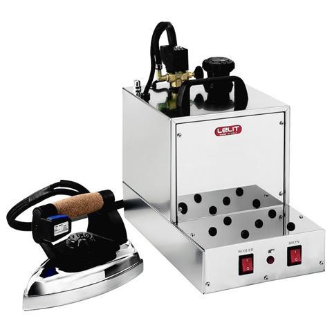 LELIT PG027 Ferro Da Stiro Con Caldaia Potenza 1500 Watt Colore Inox