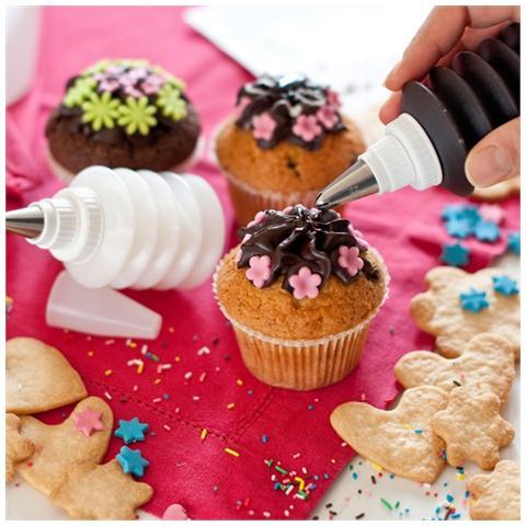 Cupcake Set - 11 Pezzi