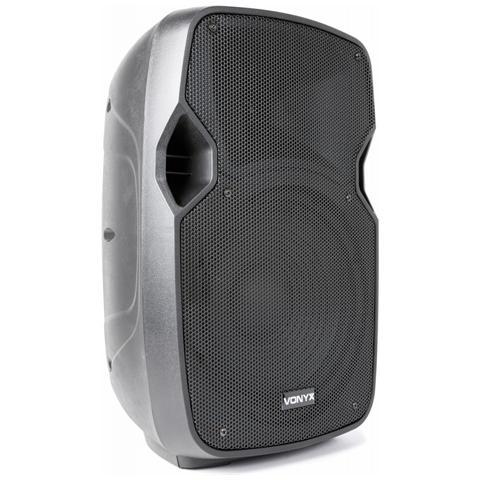 Ibiza sound Cassa Acustica Professionale Passiva 400w Woofer 26 Cm In Abs Art. 170352