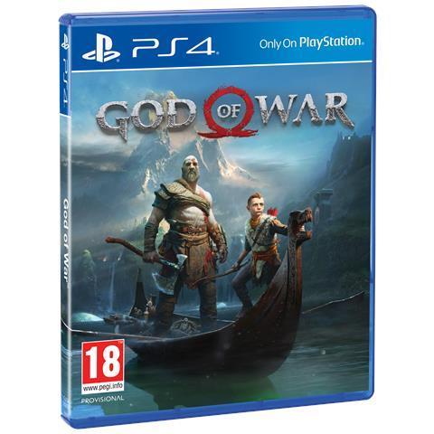 SONY PS4 - God Of War