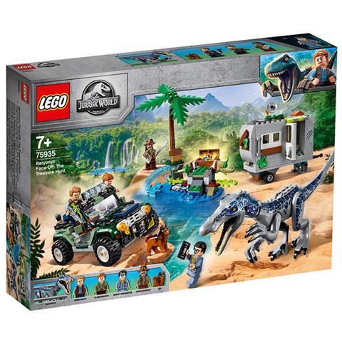 LEGO JurassicWorld - Baryonyx CacciaTesoro