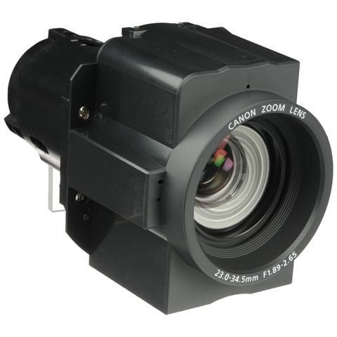 CANON Lente per Proiettore RS-IL01ST Rapporto di Zoom 1.5x Colore Nero