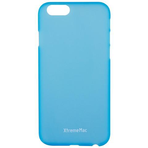 XTREME Mac Microshield Cover rivestimento in gomma per iPhone 6 blu