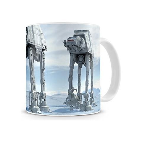 Tazza Star Wars Mug Battle Of Hoth