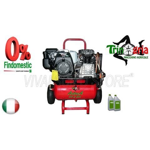 Motocompressore Trinagria Astrea Tr 8 Bh Motore Honda