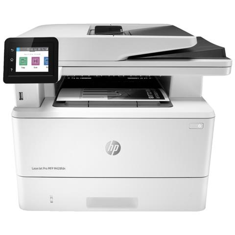 Image of Stampante Multifunzione LaserJet Pro M428fdn Laser B / N Stampa Copia Scansione Fax A4 38 ppm Ethernet USB 2.0