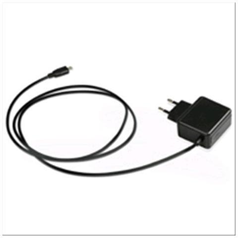 SBS Caricabatteria da viaggio 1000 mAh con Connettore Micro Usb Colore Nero