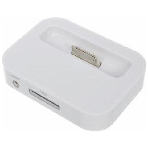 Network Shop Iphone 4 / 4s Docking Station Bianca