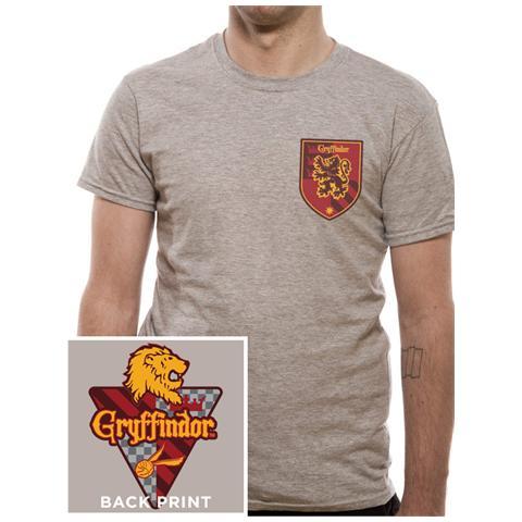 CID Harry Potter - House Gryffindor (T-Shirt Unisex Tg. M)