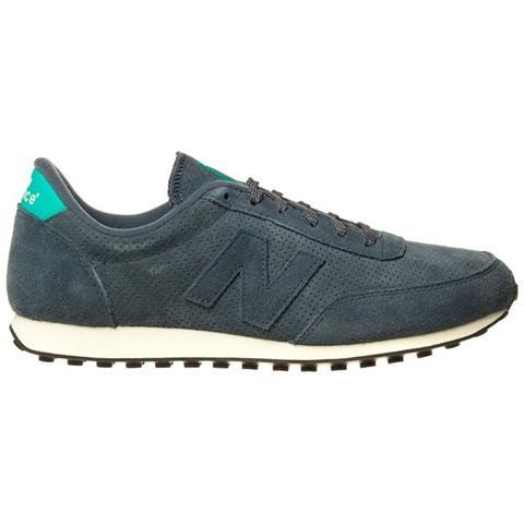 New Balance 410 Classics Traditionnels U410PB blu marino scarpe basse