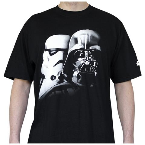 ABYSTYLE T-Shirt Star Wars - Vader & Trooper M