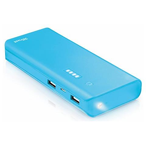 TRUST PowerBank 22747 Primo da 10.000 mAh colore Blu
