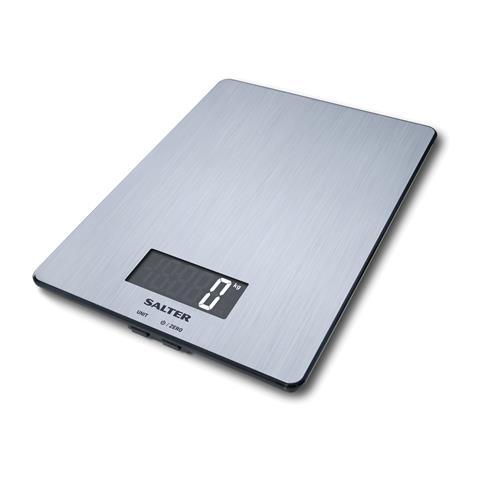 SALTER 1103 SSDR Bilancia Elettronica in acciaio inossidabile