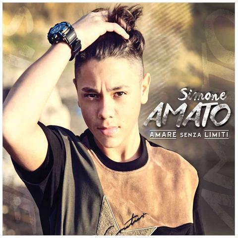 ZEUS RECORD Simone Amato - Amare Senza Limiti