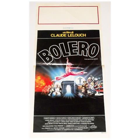 Vendilosubito Locandina Originale Del Film Bolero 1981
