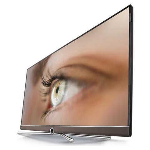 """Loewe Connect 55. Dimensioni Schermo: 139,7 Cm (55""""""""), Tipologia Hd: 4k Ultra Hd, Risoluzione: 3840 X 2160 Pixels. Tipo Sintonizzatore: Analog & Digital, Formato Video Analogico: Ntsc, Pal, Secam, Formato Del Segnale Digitale: Dvb-c, Dvb-c2, Dvb"""