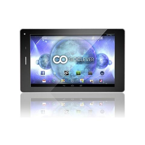 Image of Aries 70 Nero / Argento Display 7'' Ram 1GB Memoria 8GB +Slot MicroSD Wi-Fi + 3G Bluetooth Android 4.2
