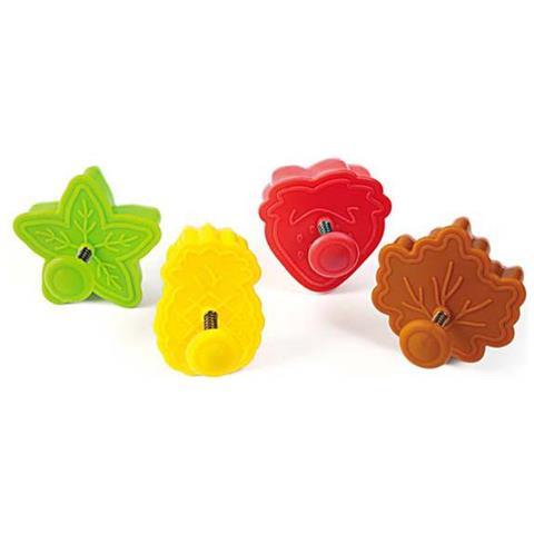 Acc088 Mini Cookie Cutter Nature - Baby Cutter 49x50 H 18 Mm