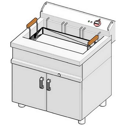 Friggitrice Elettrica Professionale Afp / Fmpe-25