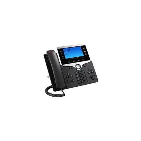 Image of Cisco 8851 Cornetta cablata Nero telefono IP