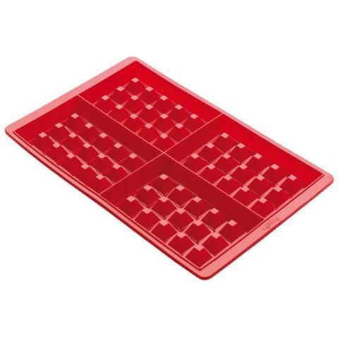 Set di stampi per waffle a 2 pezzi