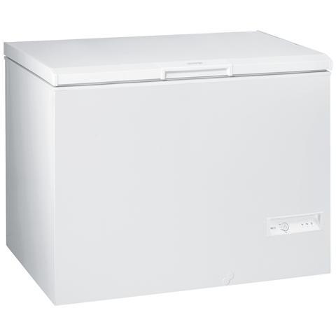 Congelatore Orizzontale HSA32520 Classe A+ Capacità Lorda / Netta 315/310 Litri Colore Bianco