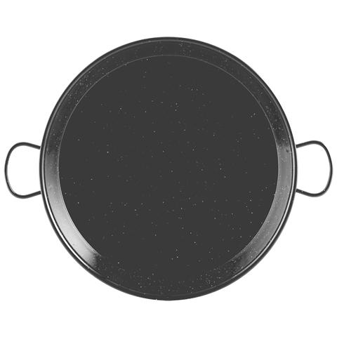 Vaello Paellera Ferro Smaltato Cm100 Pentole Cucina