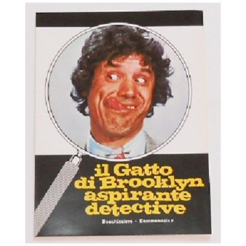 Vendilosubito Brochure Originale Del Film Il Gatto Di Brooklyn Con Franco Franchi 1973