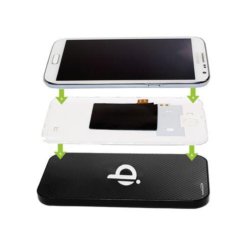 Image of TM006, Interno, Telefono cellulare, DC, Nero, Samsung Galaxy S4, S3, Galaxy Note II, Contatto