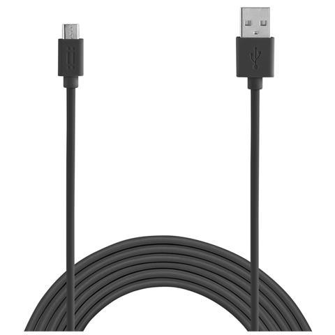 AIINO Micro USB to USB cable 2m - Black