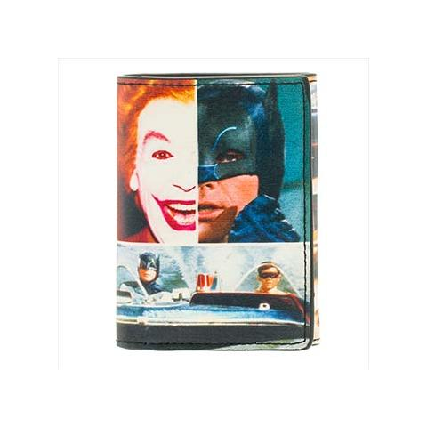 BIOWORLD Batman - Classic Movie Print Bifold (Portafoglio)