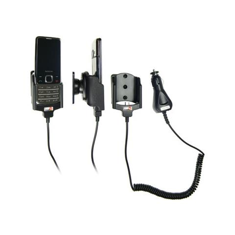 Brodit 512054 Active holder Nero supporto per personal communication