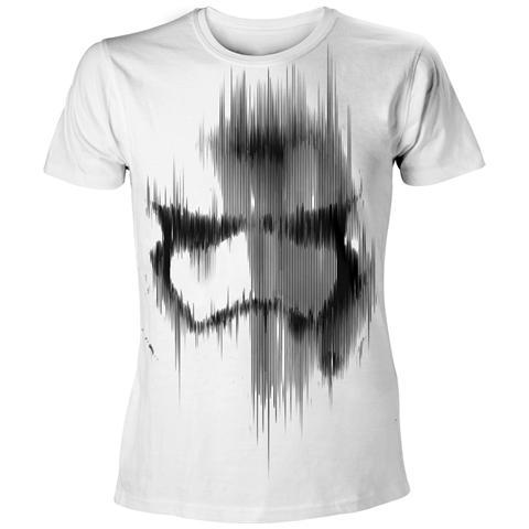 BIOWORLD Star Wars - Faded Stromtrooper (T-Shirt Unisex Tg. M)