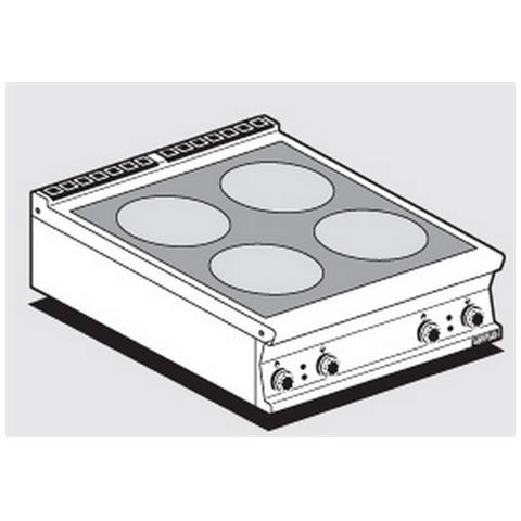 Fornelli Elettrici Professionali Afp / pcct-98et