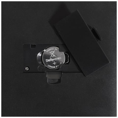 WS305, LCD, Bianco, 135 x 200 x 15 mm, CR2032, Vetro, Plastica