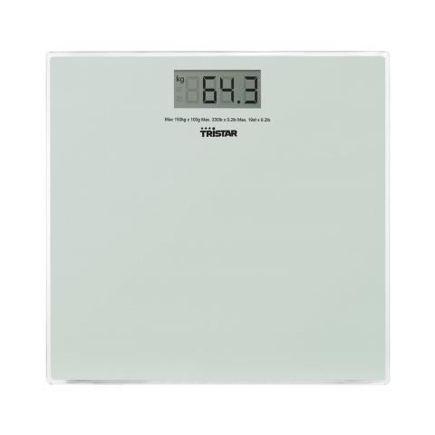 PRINCESS Bilancia Pesapersone Elettronica 150 kg Colore Bianco