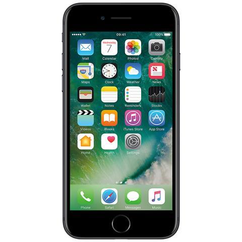 iPhone 7 32 GB Nero Opaco