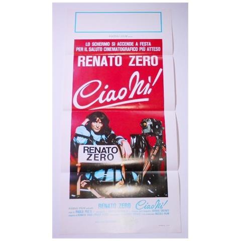 Vendilosubito Locandina Originale Del Film Ciao Ni' Di Renato Zero 1979
