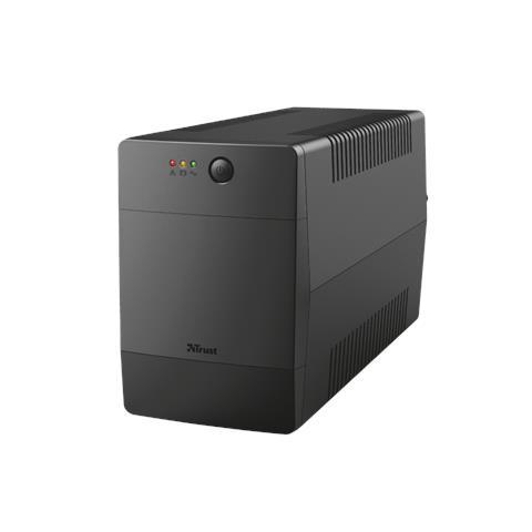 Gruppo di Continuità (UPS) 1500VA / 900W Paxxon 4 Presa (e) AC / USB