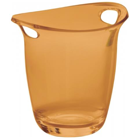 Secchiello Champagne, Glamour, - Arancione