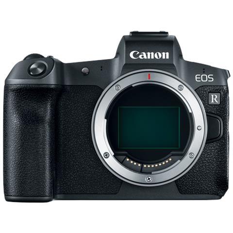 Image of Fotocamera Mirrorless Canon Eos R Body Solo Corpo