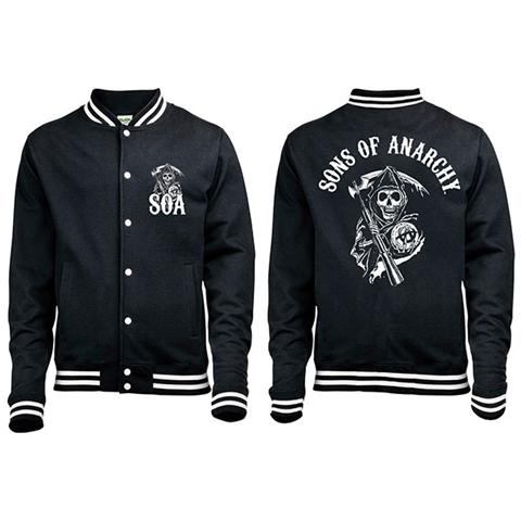 PHM Sons Of Anarchy - Classic (Giubotto Unisex Tg. XL)