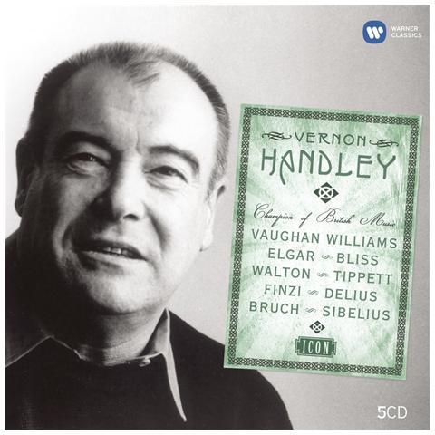 WARNER BROS Vernon Handley - Icon