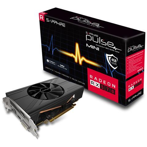 Sapphire Radeon RX 570 Mini Pulse