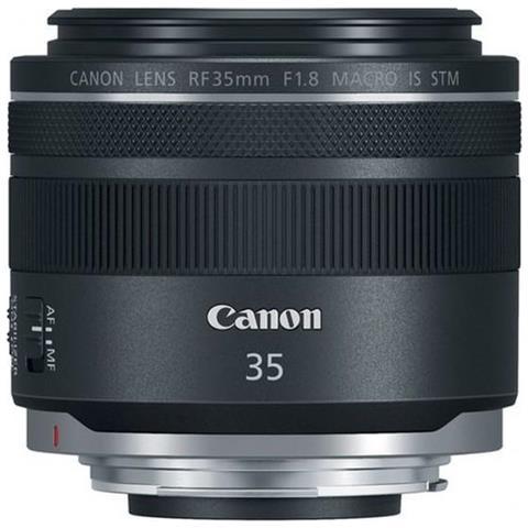 Obiettivo Canon Rf 35mm F / 1.8 Macro Is Usm