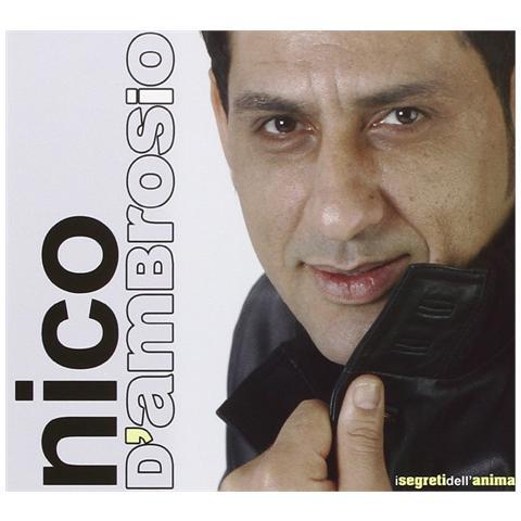 ZEUS RECORD Nico D'ambrosio - I Segreti Dell'anima