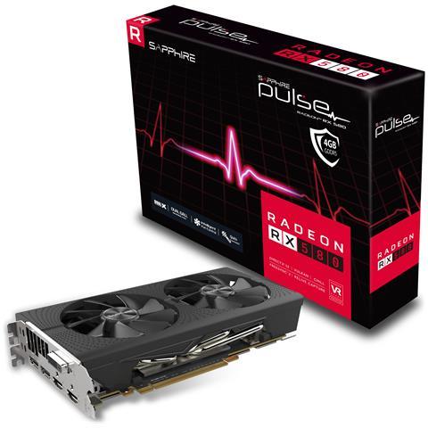 Sapphire Radeon RX 580 4 GB