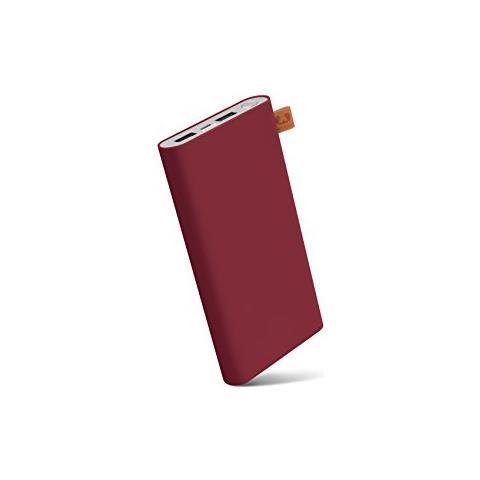 FRESH N REBEL PowerBank da 12000 mAh Ruby