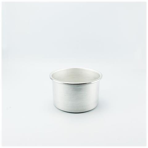 Tortiera Alluminio Diritta 15x10 Cm